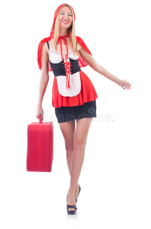 Download Young woman stock image. Image of airport, beauty, fashion - 33222407