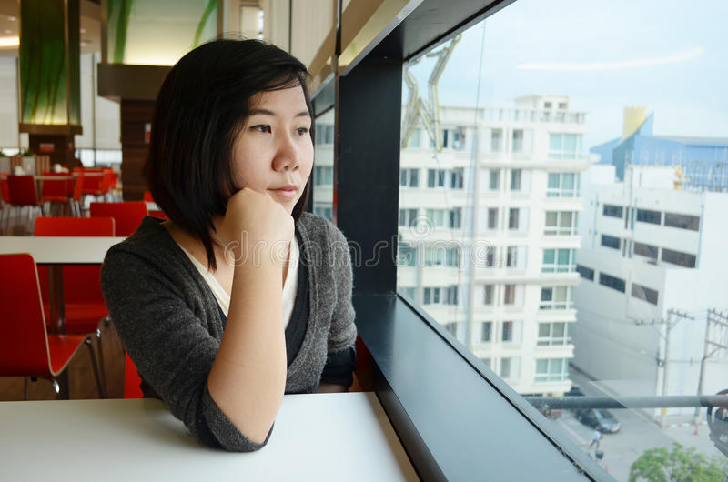 Download Young woman relaxing stock image. Image of woman, lifestyles - 25458743