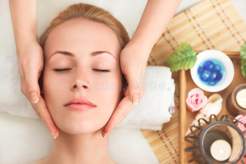 Download Young Woman In SPA Stock Photography - Image: 23671742