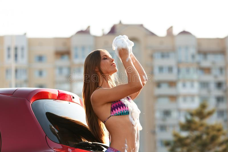 Sexy Car Wash Stock Photos Download 120 Royalty Free Photos