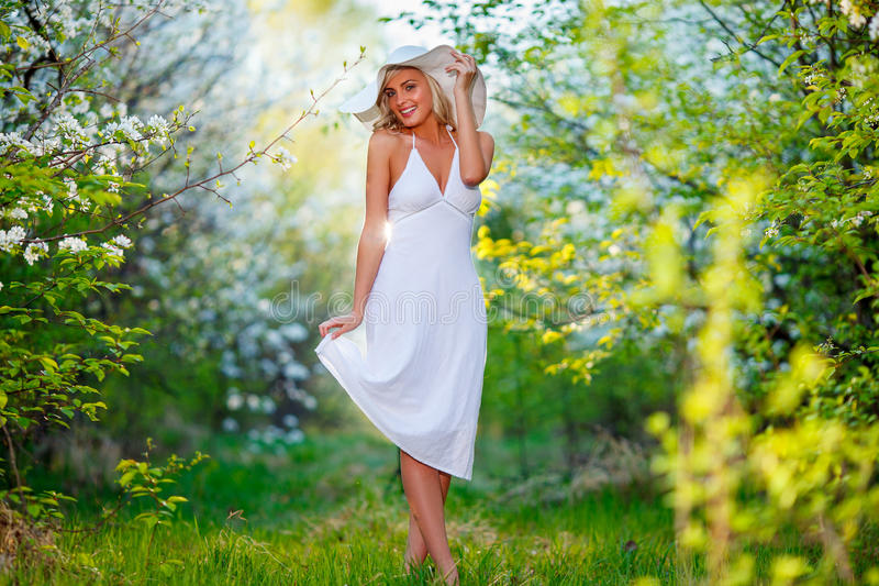 Gardening | Free Stock Photo | A woman enjoying gardening