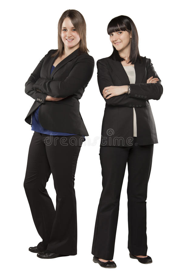 Free Young Women In Professional Attire Royalty Free Stock Photo - 31718135