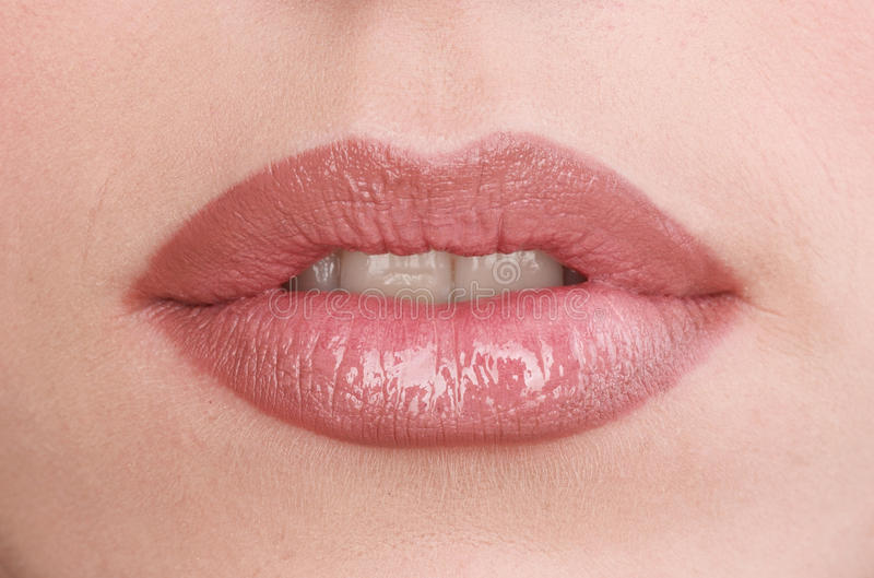 Download Young Womens Lips Stock Photos - Image: 10283763