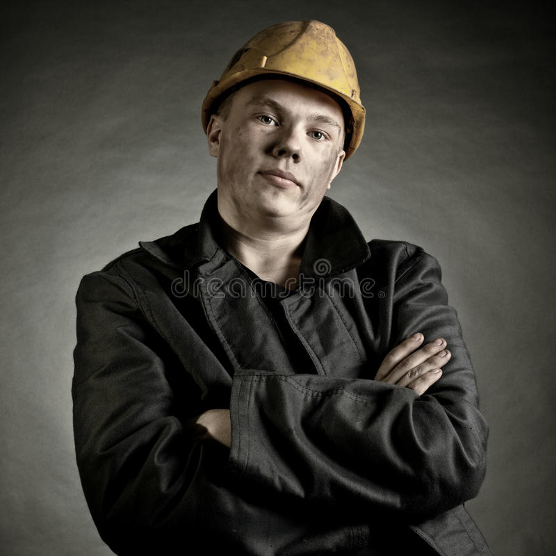 Download Young Worker Royalty Free Stock Image - Image: 26288506
