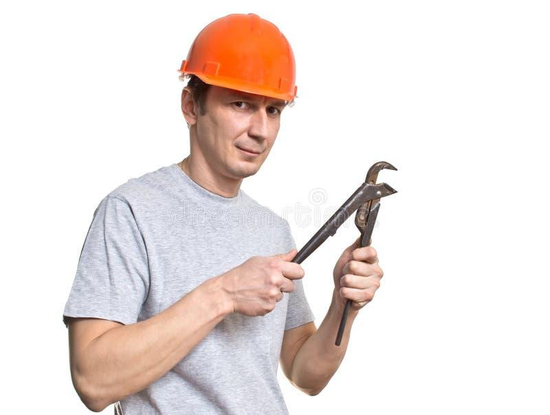 Download Plumber stock photo. Image of male, collar, mechanic - 29942516
