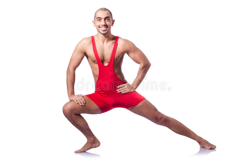 Download Young wrestler stock image. Image of greco, freestyle - 31753265
