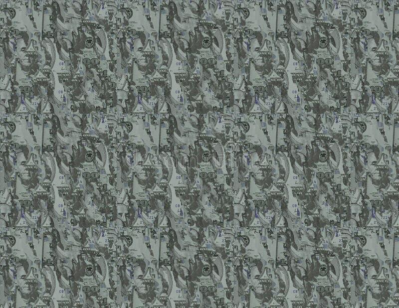 Download Your 100 Dollar Background stock illustration. Illustration of commerce - 162653