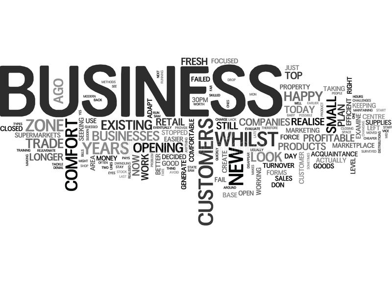 Is Your Business In The Comfort Zone Text Background Word Cloud Concept vector illustration