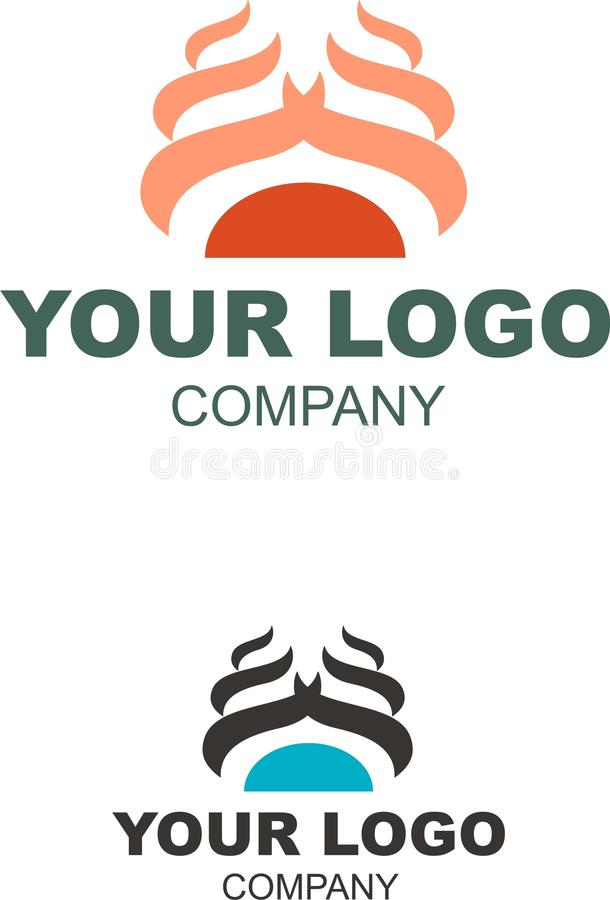 Download Your company logo stock illustration. Illustration of illustration - 12569480