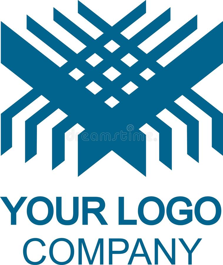 Download Your company logo stock illustration. Illustration of illustration - 12569484