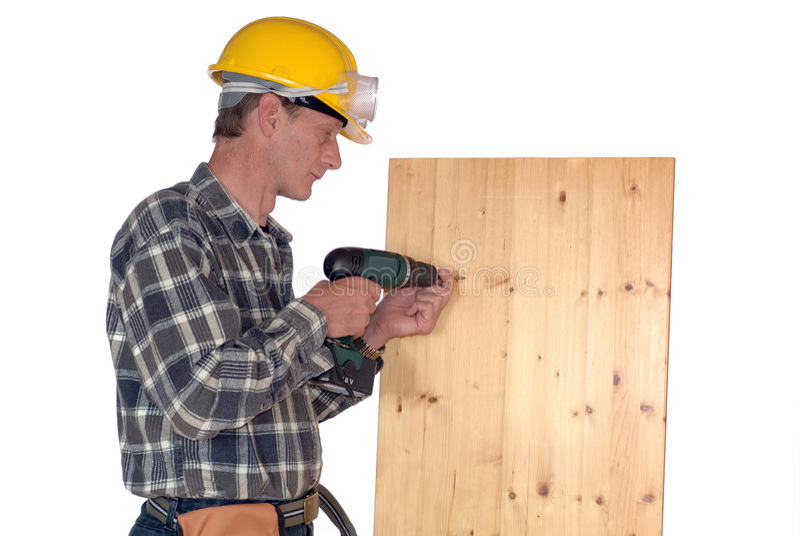 Your Handyman Royalty Free Stock Image