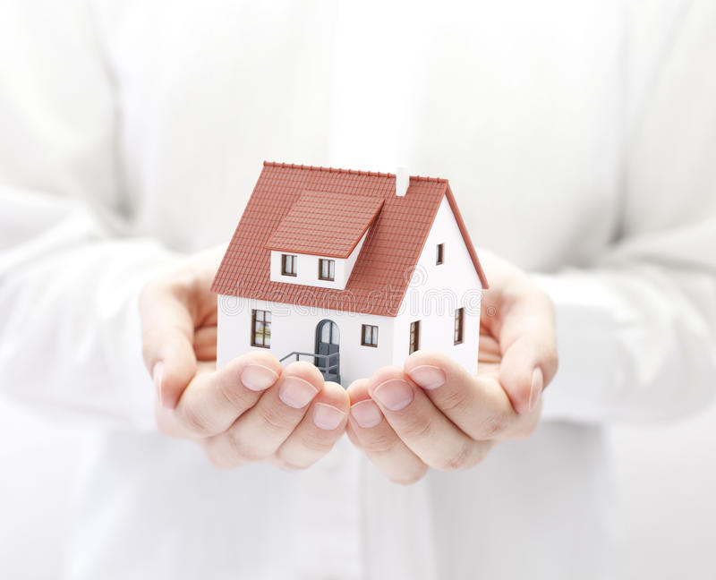 Download Your House stock image. Image of loan, estate, arms, architecture - 20473021