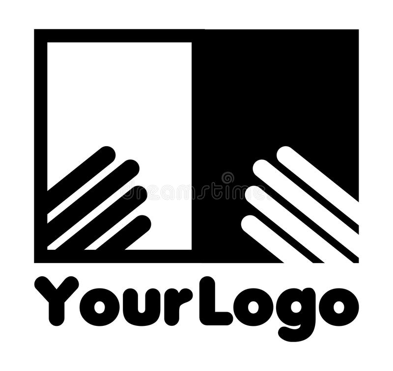 Download Your logo stock vector. Image of intelligence, background - 20594580