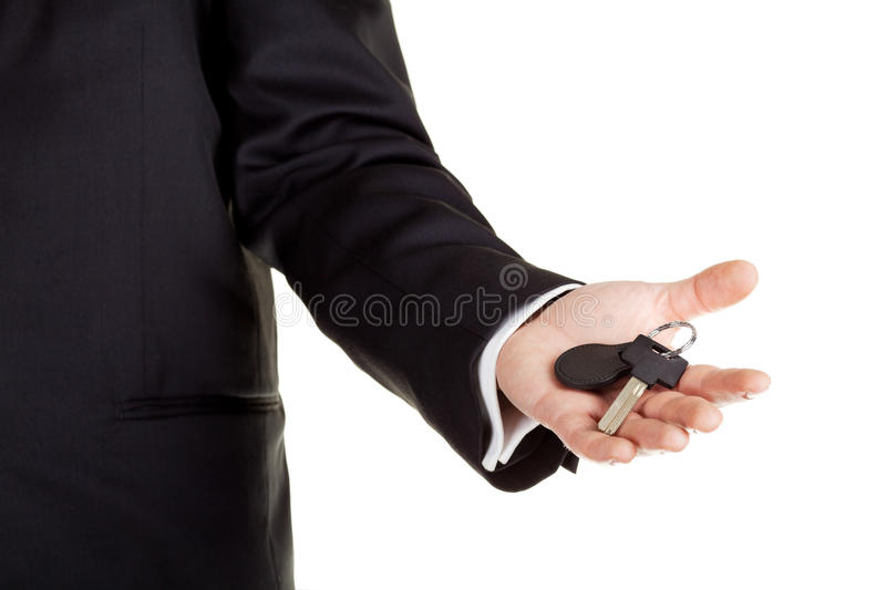 Your new car! royalty free stock photography