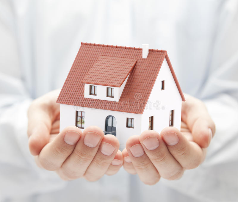 Your new house stock images