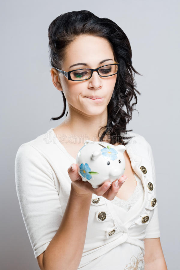Your Savings Are Gone. Royalty Free Stock Photography