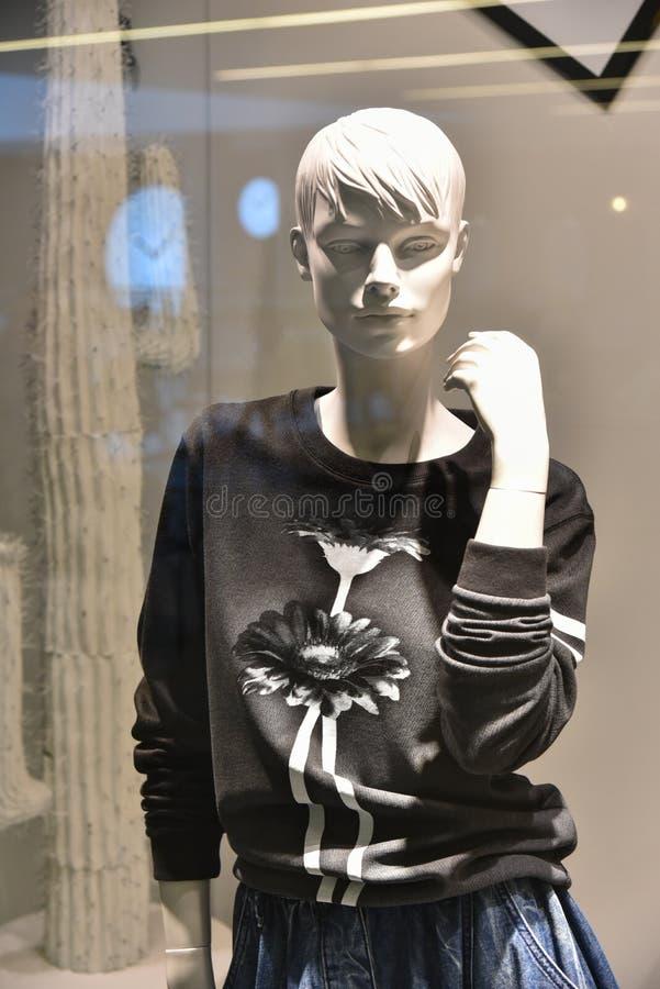 Youth fashion stock image