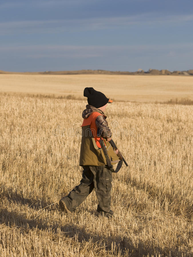 Download Youth Hunter Royalty Free Stock Photo - Image: 28538955