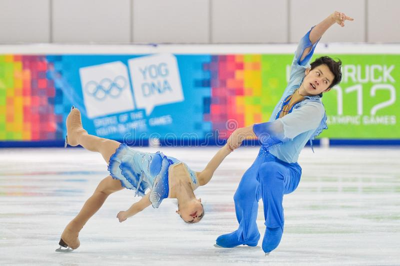 Download Youth Olympic Games 2012 editorial photo. Image of figure - 24593176