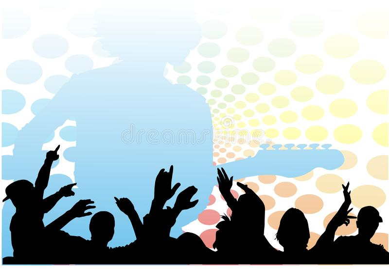Youth party royalty free stock images