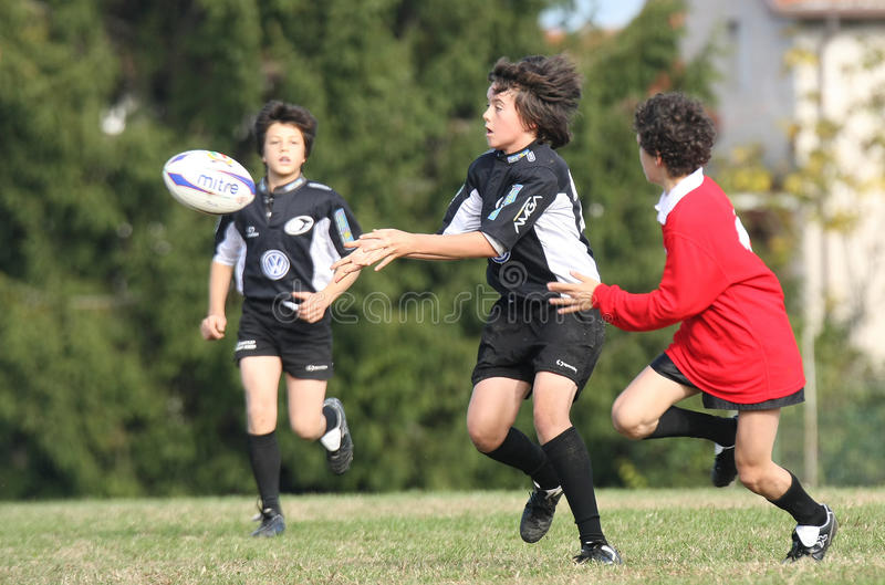 Download Youth rugby championship editorial stock photo. Image of child - 11638508