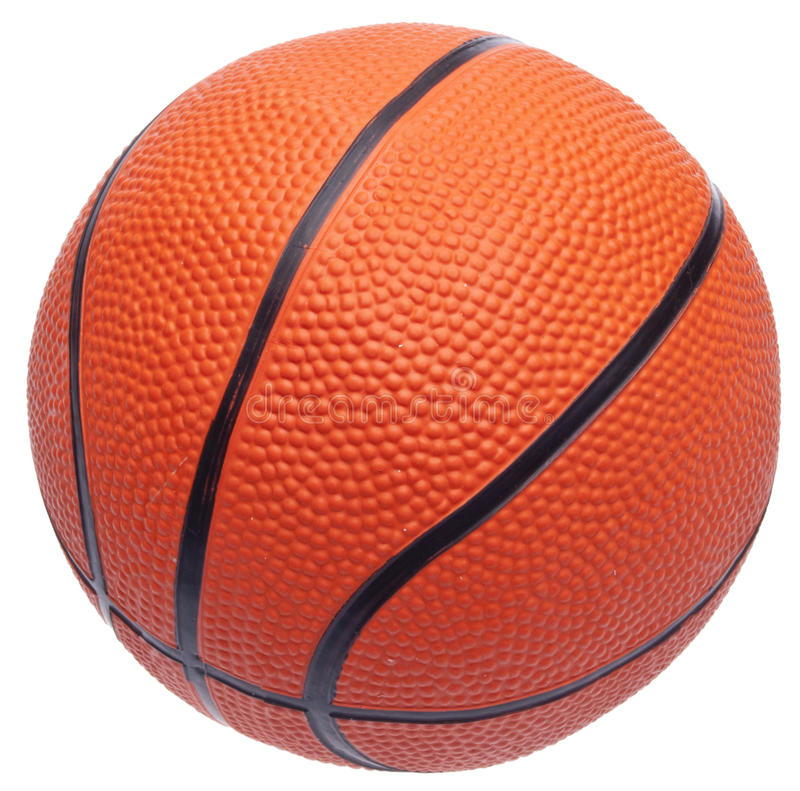 Download Youth Sized Basketball stock image. Image of portable - 14629461