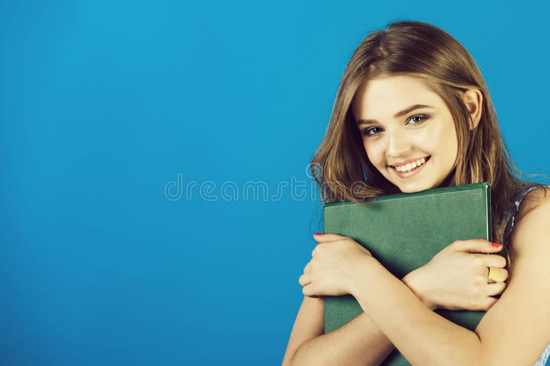 Youth and skincare. stock photos