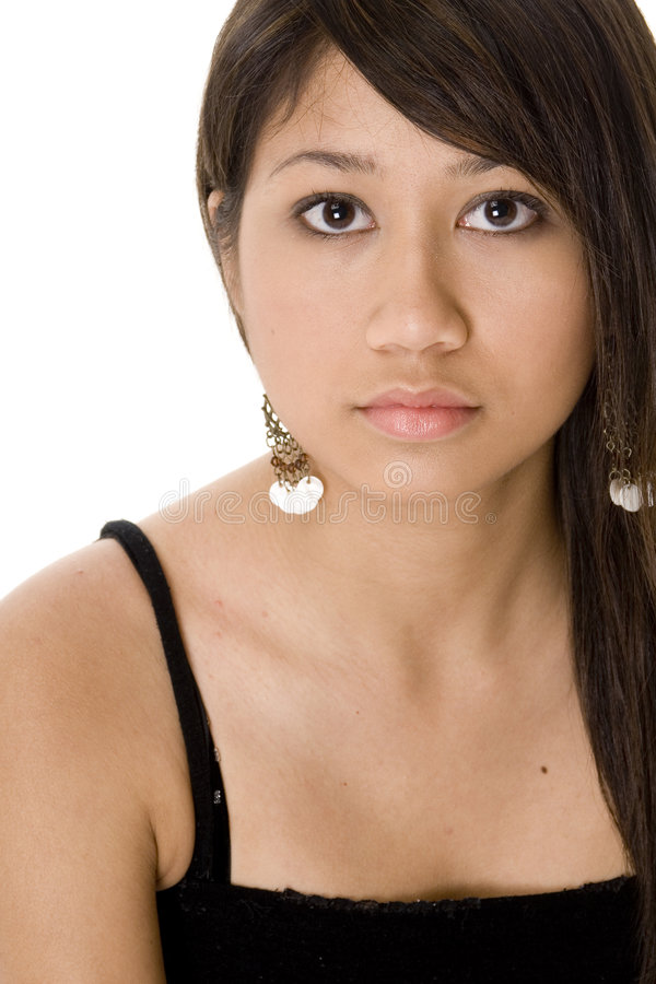 Download Youthful 3 stock image. Image of ethnic, stare, white, pretty - 359421