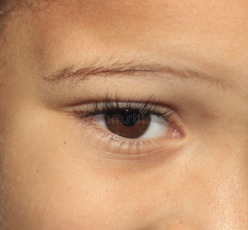 Youthful eye