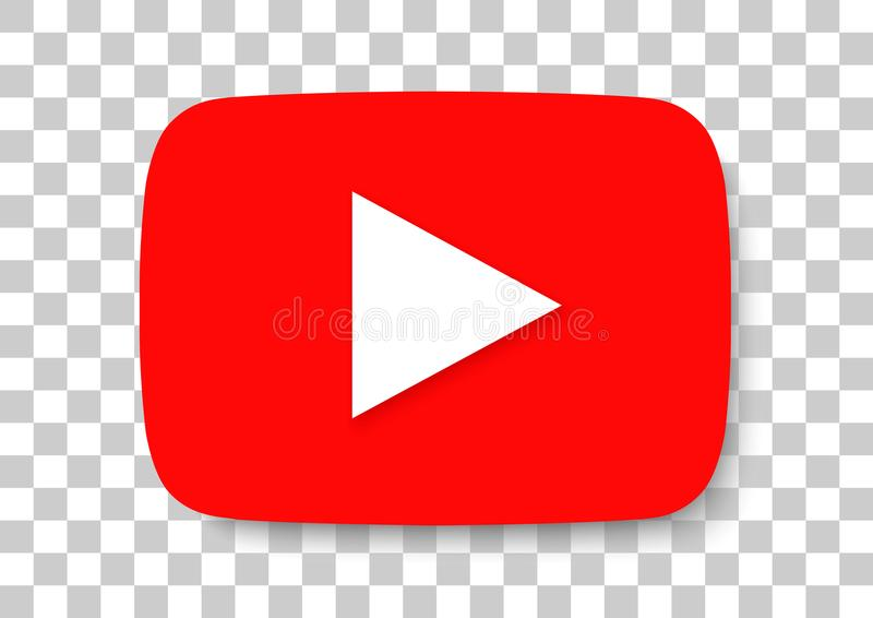 youtube apksymbol stock illustrationer