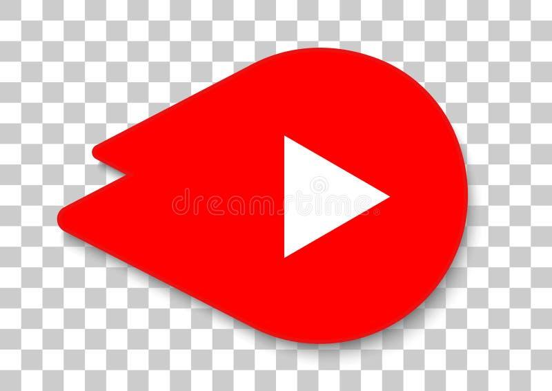 youtube iść ikony apk