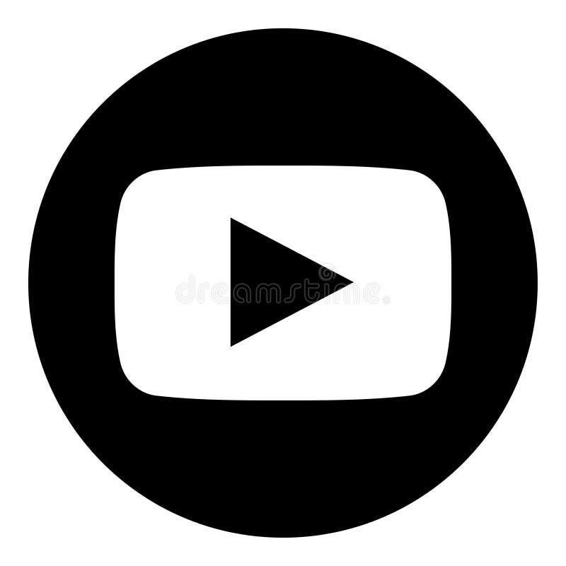 Youtube Logo Icon Editorial Photo Illustration Of Quality 164586386