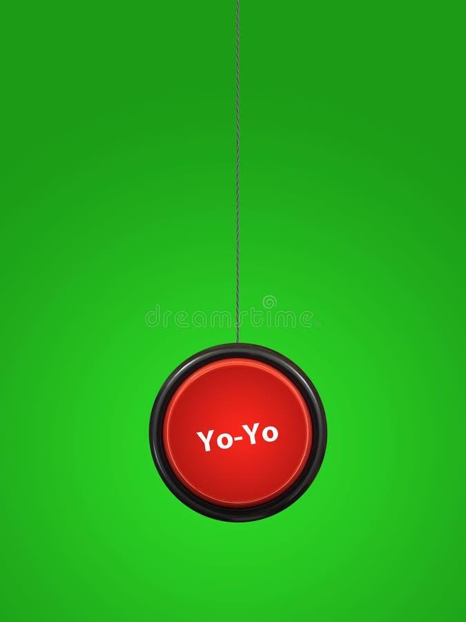 YoYo διανυσματική απεικόνιση