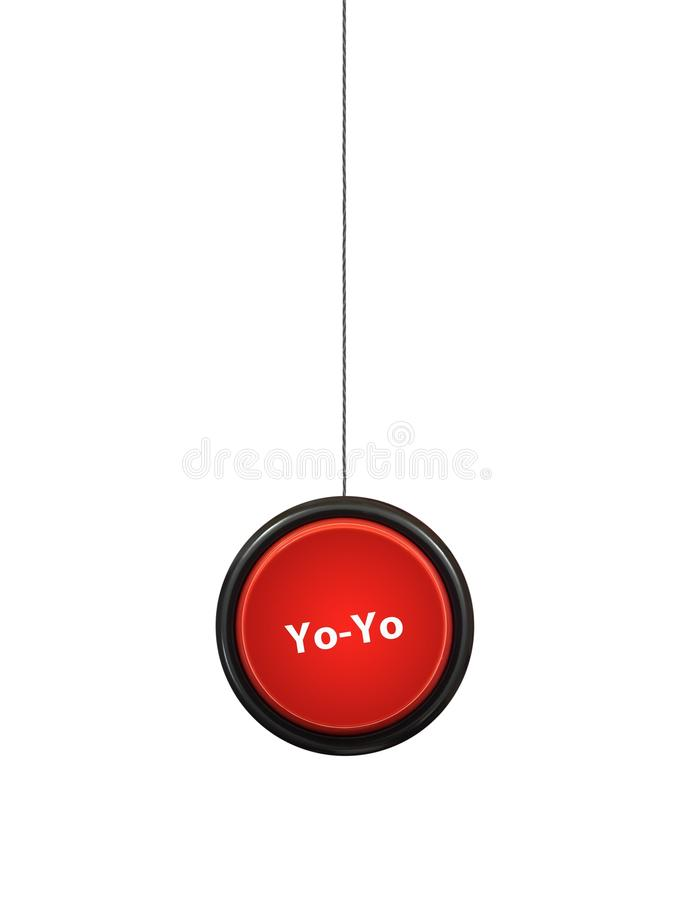 YoYo στοκ φωτογραφία