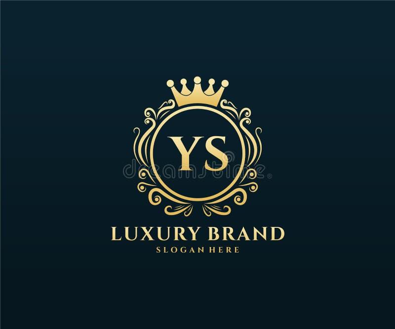 Ys Logo Stock Illustrations 439 Ys Logo Stock