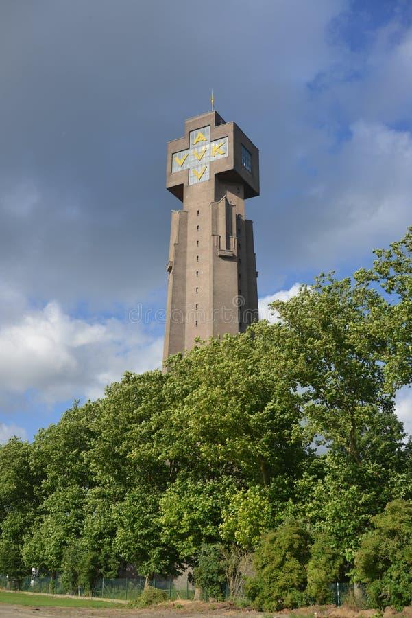 Download Ysertower in Diksmuide stock image. Image of place, burial - 33778501