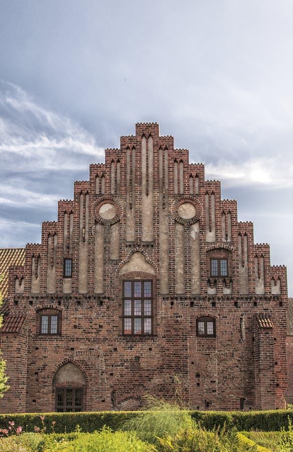 Ystad-Kloster lizenzfreies stockfoto