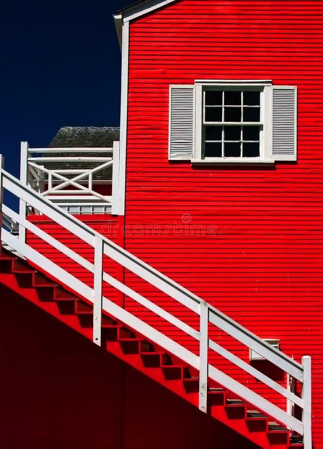 ytterhusmålarfärg för ljus färg arkivbild