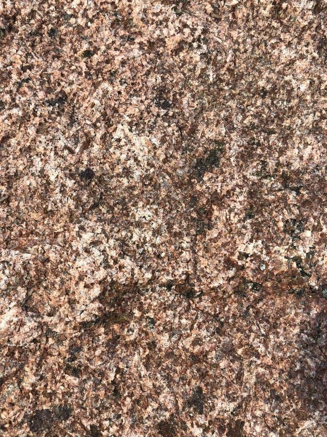 Yttersida av den naturliga granitstenen royaltyfri bild