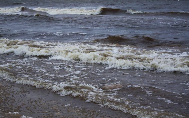 Download Yttersida För Havsvatten I Jurmala, Lettland Fotografering för Bildbyråer - Bild av klimat, lågt: 78725977