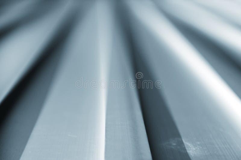 Yttersida för metallplatta royaltyfri fotografi