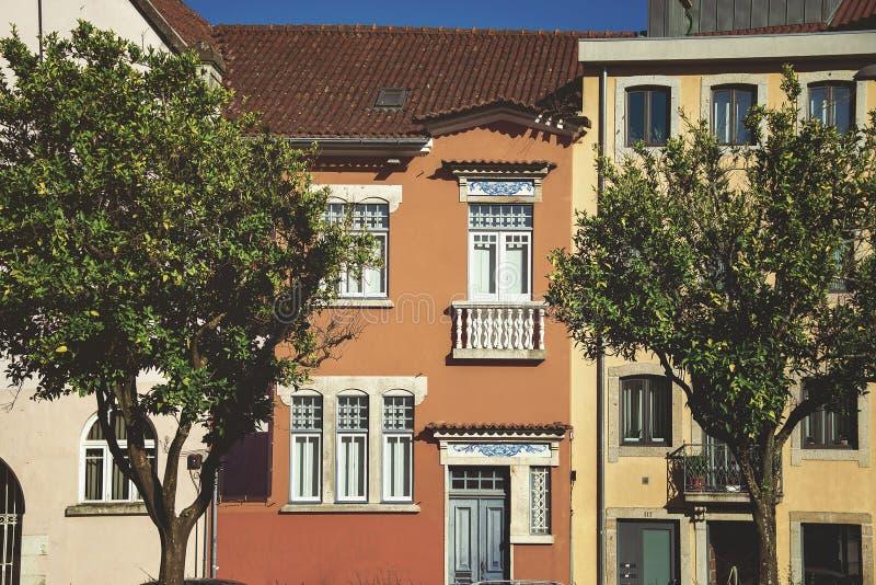 Yttre fasaddörr royaltyfri fotografi