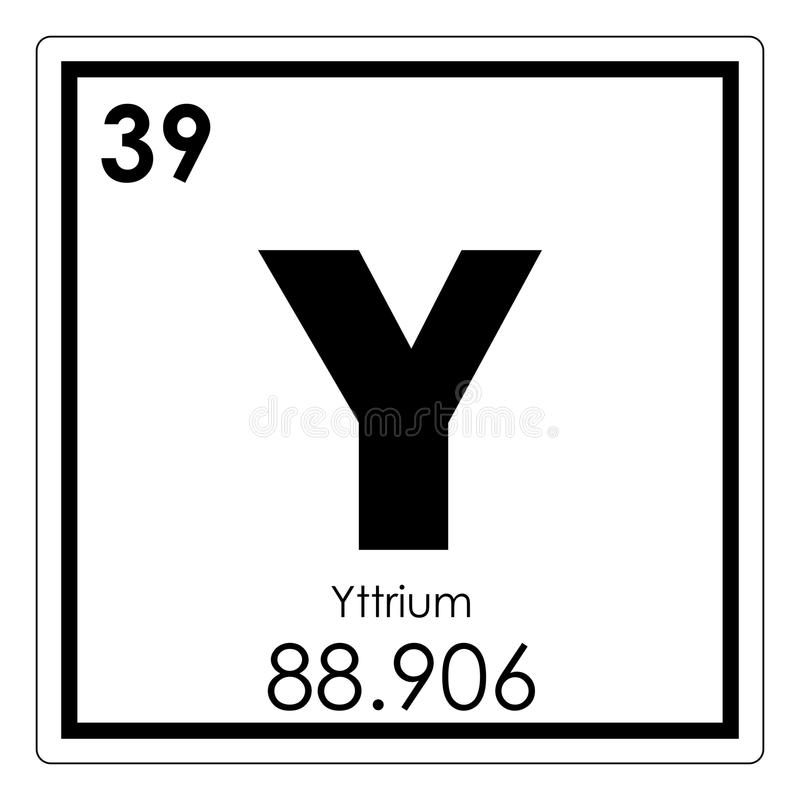 Yttrium chemical element stock image image of periodic 107919871 download yttrium chemical element stock image image of periodic 107919871 urtaz Images