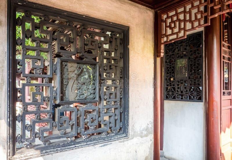 Yu Yuan Yu Garden, Changhaï, Chine image stock