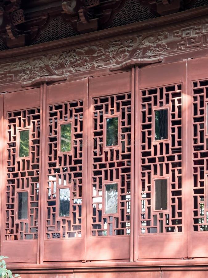 Yu Yuan Yu Garden, Shanghai, Kina arkivfoto