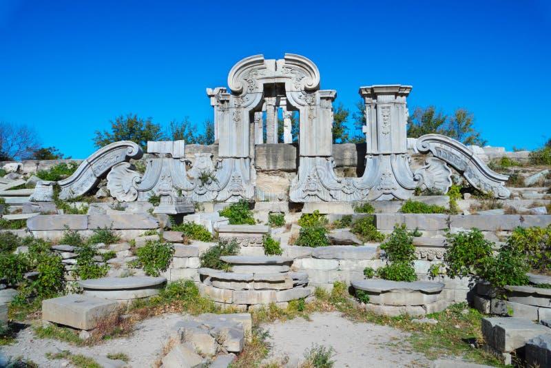 Download Yuanmingyuan Park stock image. Image of garden, historic - 10767539