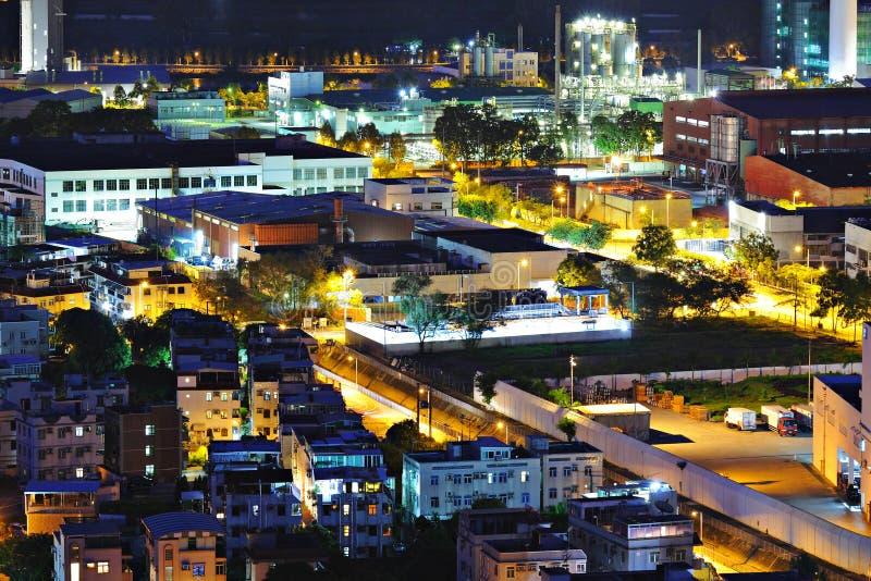 Download Yuen Long District In Hong Kong Stock Photo - Image: 20668052