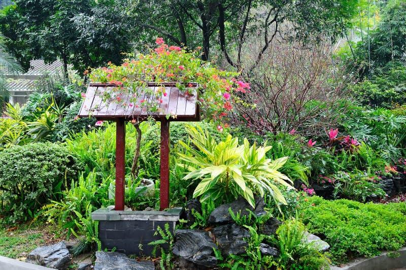 Yuexiu park scenery stock photos