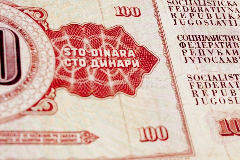 yugoslavia royaltyfri foto