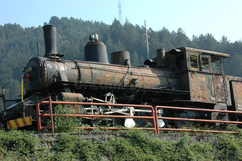 Download Yugoslavian 2nd World War Steam Train Stock Image - Image: 11168065